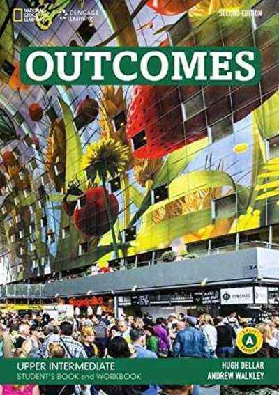 Outcomes Upper Intermediate A Combo (Split Edition - Student's Book x{0026} Workbook) with Class DVD-ROM + Wbk Audio