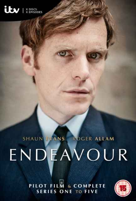 Endeavour: Complete Series One to Five