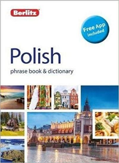 Berlitz: Polish Phrase Book x{0026} Dictionary - Polish English Dictionary