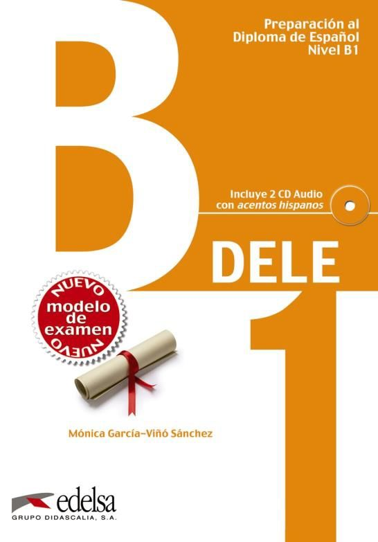 Pack DELE B1 (libro + claves)