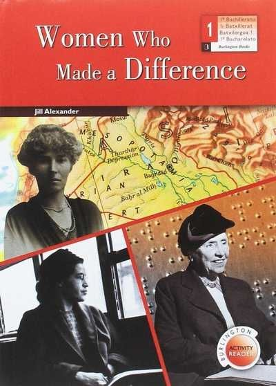 Women who Made a Difference (1ºBach)