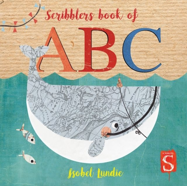 Scribblers ABC Board Book