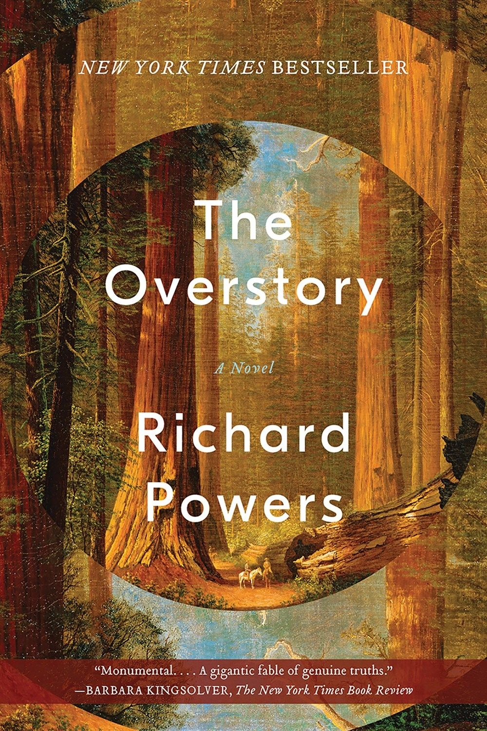 The Overstory. Pulitzer Prize for Fiction 2019