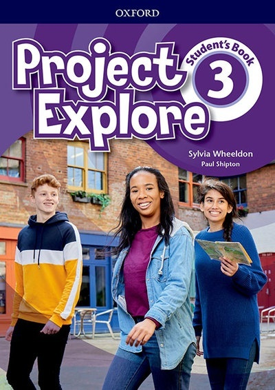 Project Explore 3 Student's Book