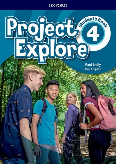Project Explore 4 Student's Book