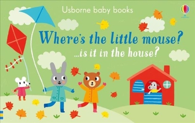 Where's the Little Mouse?   board book