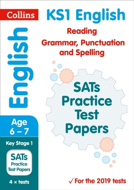 English Reading, Grammar, Punctuation and Spelling SATs Practice Test Papers : 2019 Tests