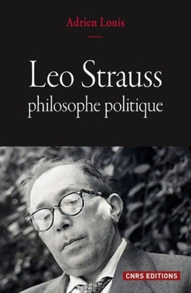 Leo Strauss philosophe politique