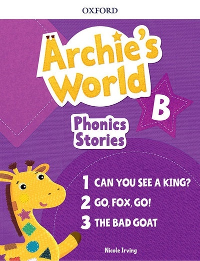 Archie's World B Phonics Readers