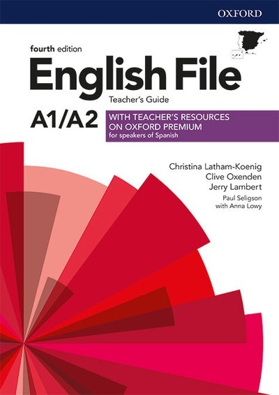 English File 4th Edition A1/A2. Teacher's Guide + Teacher's Resource Pack