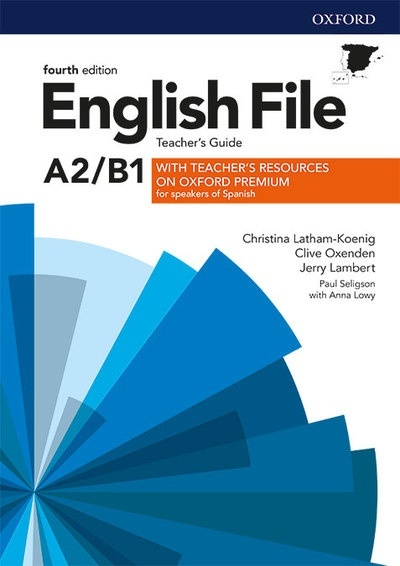 English File 4th Edition A2/B1. Teacher's Guide + Teacher's Resource Pack