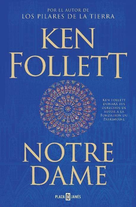 Notre-Dame de Ken Follett