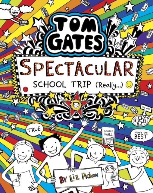 Tom Gates: Spectacular School Trip (Really...) 17