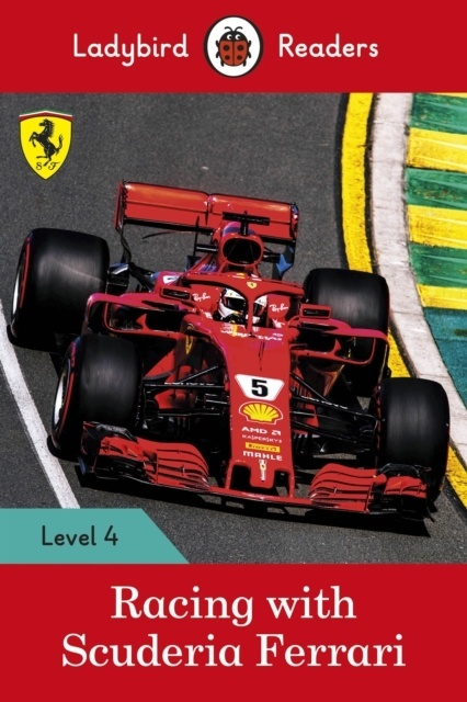 Racing with Scuderia Ferrari  (LR4)