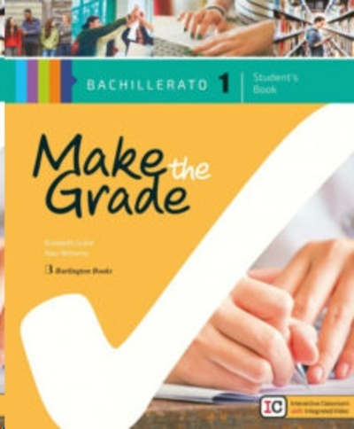 Make the Grade 1º Bachillerato Student s book