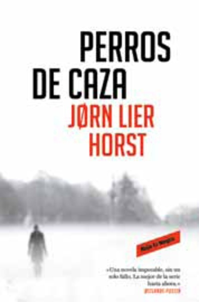 Perros de caza de Jorn Lier Horst
