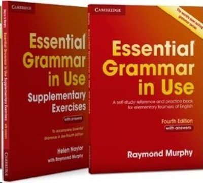 Essential Grammar in Use Book with Answers and Supplementary Exercises Pack