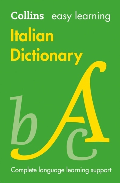 Easy Learning Italian Dictionary