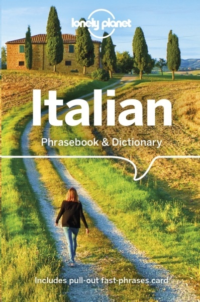 Lonely Planet Italian Phrasebook x{0026} Dictionary