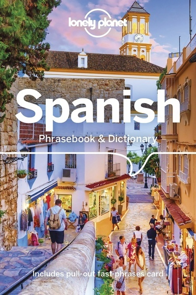 Spanish Phrasebook x{0026} Dictionary