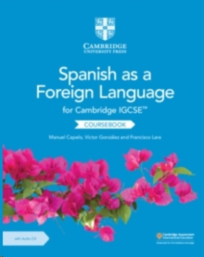 Cambridge IGCSE (TM) Spanish as a Foreign Language Course book