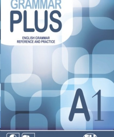 Grammar Plus A1 +Audio Cd