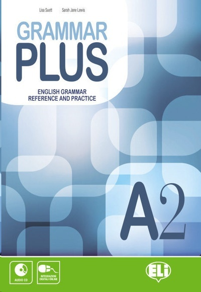 Grammar Plus A2 +Audio Cd