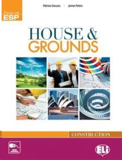House x{0026} Grounds Teacher Guide With Test + 2 Cds