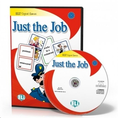 Just The Job   Digital Edition Level A2