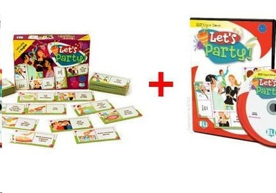 Let s Party Game Box + Digital Edit