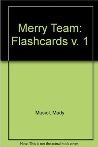 Merry Team 1 Flashcards