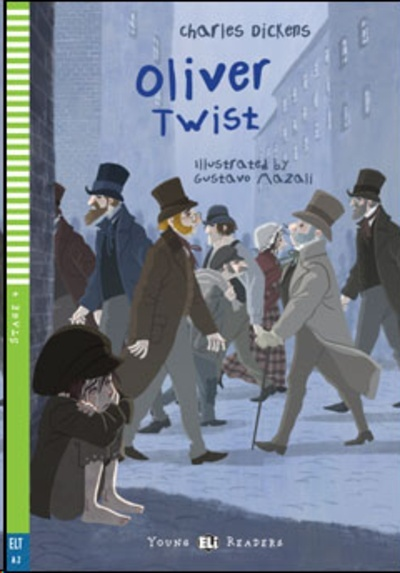 Oliver Twist   Stage 4 (A2)