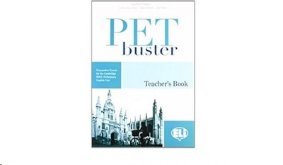 Pet Buster Teacher s Book