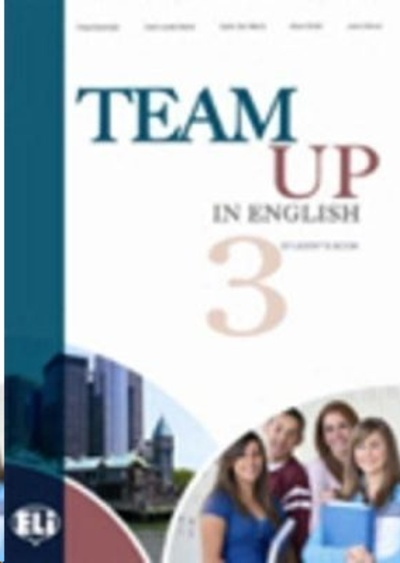 Team Up N03 Student Book: Level A2.2- B1.1