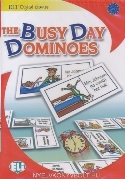 The Busy Day For Dominoes   Digital Edition Level A2-B1