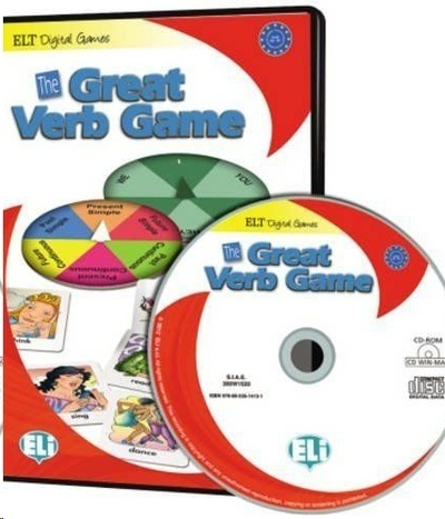 The Great Verb Game: Digital Edition Level A2-B1