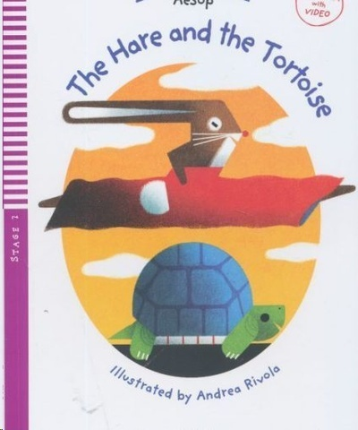 The Hare And The Tortoise + Cd: Level A1