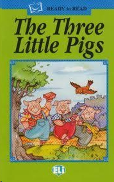 The Three Little Pigs + Cd