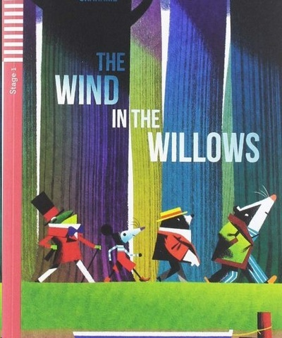 The Wiind In The Willows   Stage 1 (A1)