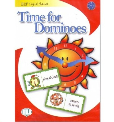 Time For Dominoes Game Box + Digital Edit