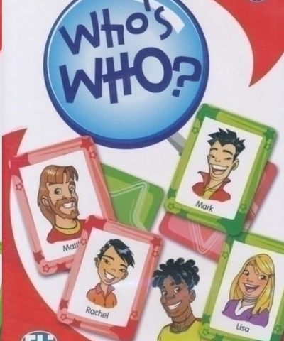 Who s Who?   Digital Edition Level A2