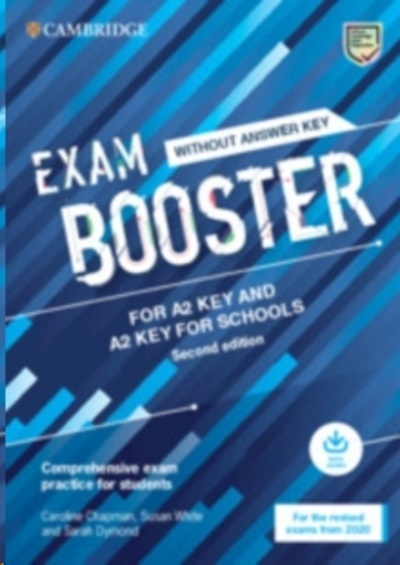 Exam Booster for Key and Key for Schools without Answer Key with Audio for the Revised 2020 Exams : Comprehensiv