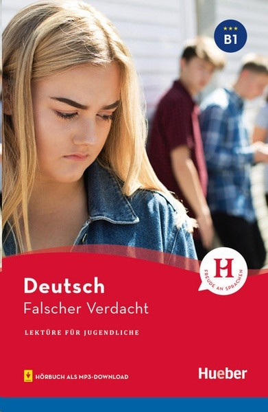 Falscher Verdacht. Hörbuch als MP3-Download B1