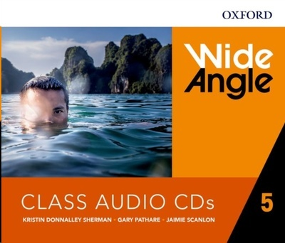 Wide Angle: Level 5: Class Audio CDs