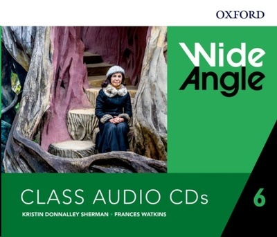 Wide Angle: Level 6: Class Audio CDs