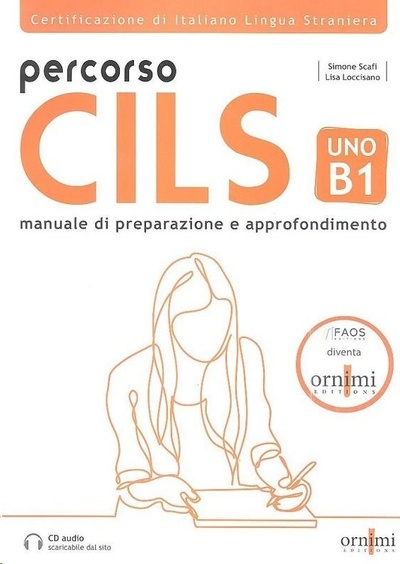 Percorso CILS UNO - B1 + audio descargable