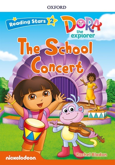 Reading Stars  2: The School Concert