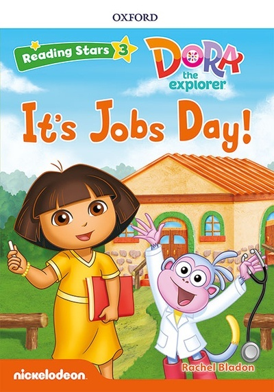 Reading Stars 3 It's Jobs Day!