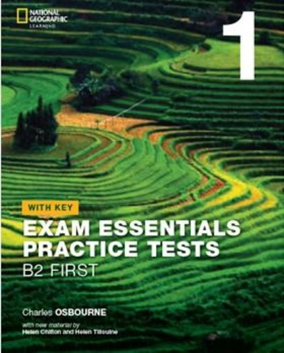 Exam Essentials: Cambridge B2 First with Key - Revised 2020