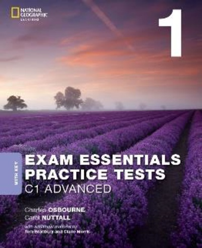Exam Essentials: Cambridge C1 Advanced with Key - Revised 2020 1